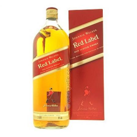 Johnnie Walker Red Label 2L