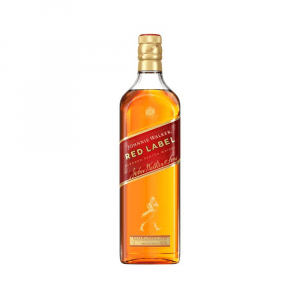 Johnnie Walker Red Label Rellenable 1L