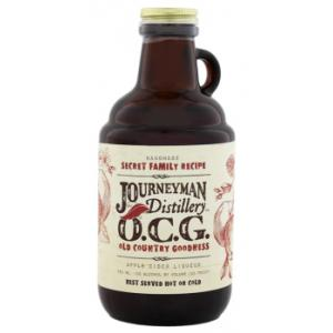 Journeyman Old Country Goodness Apple Cider Liqueur 75cl