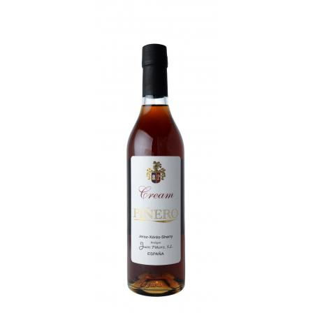 Juan Piñero Cream Sherry 50cl