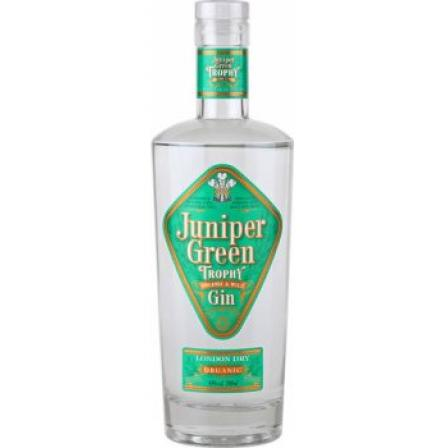 Juniper Green Trophy Organic Gin