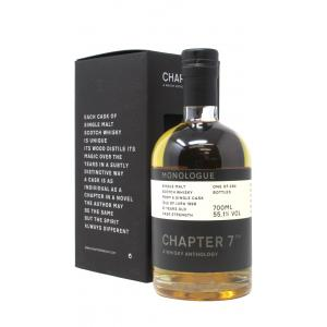 Jura Chapter 7 Monologue Single Cask 21 Year old 1998