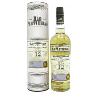 Jura Old Particular Single Cask 12 Year old 2008
