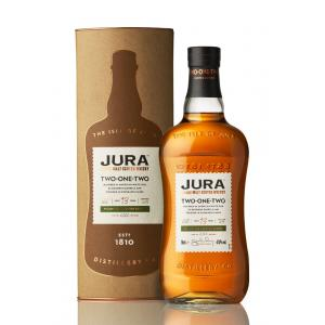 Jura Two One Two Limited Edition Series 13 Year old