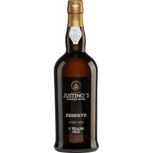 Justinos Henriques Reserve Fine Dry 5 Years