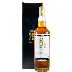 Kavalan Selection Peaty Cask Cask Strength