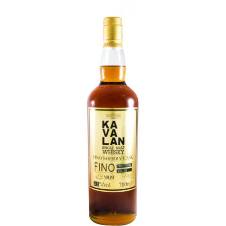 Kavalan Solist Fino Sherry Cask 57,8% Cask Strength