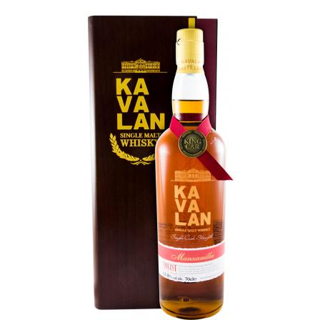 Kavalan Solist Manzanilla Single Cask Strength