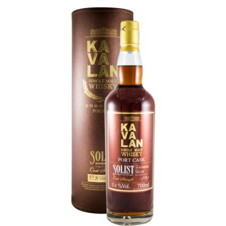 Kavalan Solist Port Cask 57,8%