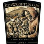 Ken Wright Cellars Canary Hill Vineyard Pinot Noir 2007