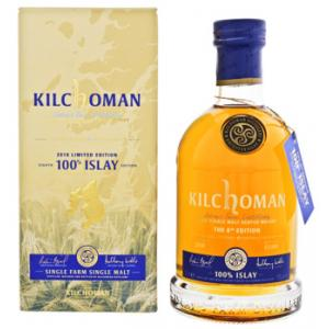 Kilchoman The 8th Edition Limited Edition 2018
