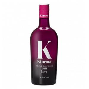 Kinross Gin Wild Berry Fruits