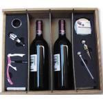 Kit Wood Box 2 Fantasia for2 Bottle
