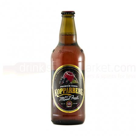 Kopparberg Mixed Fruit Cider 50cl