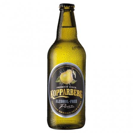 Kopparberg Pear Alcohol Free Cider 50cl