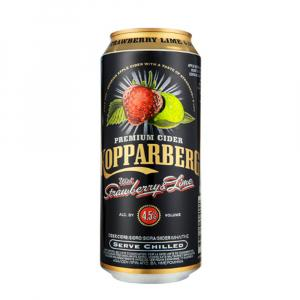 Kopparberg Strawberry & Lime Lata 50cl