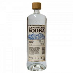 Koskenkorva Blueberry Juniper Vodka 1L