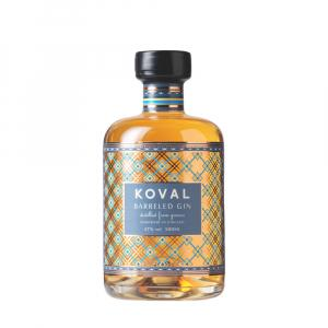 Koval Barrel Aged Gin 50cl