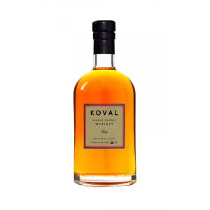 Koval Single Barrel Rye American 50cl