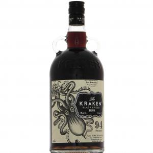Kraken Black Spiced 1L