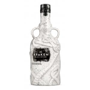 Kraken Limited Edition Ceramic Bouteille Black Spiced Rum