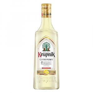 Krupnik Lemon Vodka 50cl