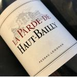 La Parde de Haut Bailly 375ml 2009