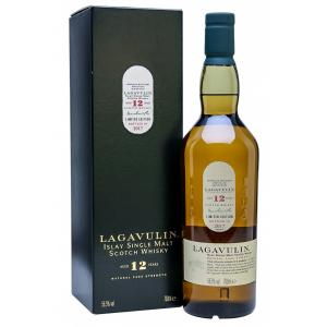 Lagavulin 12 År Cask Strength