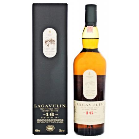 Lagavulin 16 Year old 200ml