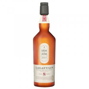 Lagavulin 8 Años 200th Anniversary Limited Edition