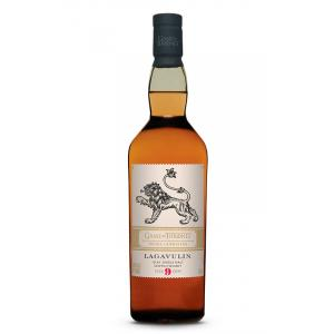 Lagavulin 9 ans Game of Thrones House Lannister
