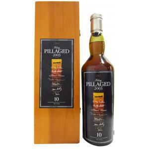 1993 Lagavulin Islay Pillaged Malt 2003 10 Years