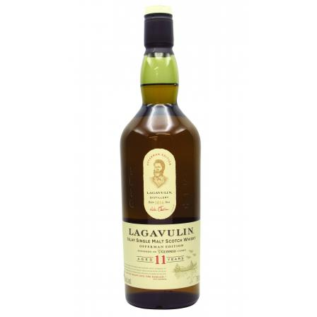 Lagavulin Offerman 2nd Edition Guinness Cask Finish Unboxed 11 Year old 75cl