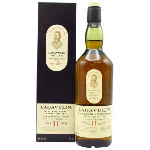 Lagavulin Offerman 2nd Edition Guinness Cask Finish Usa Edition 11 Year old 75cl