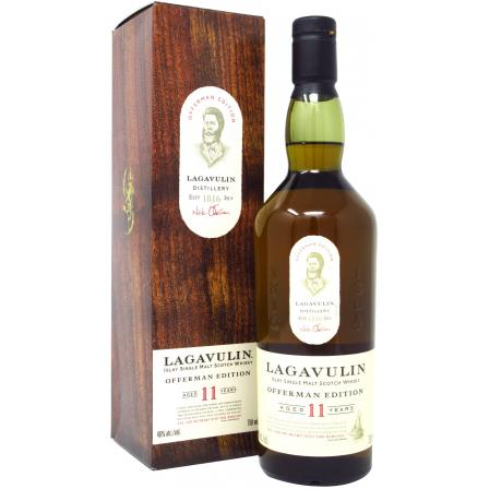 Lagavulin Offerman Edition Limited Release 11 Jaren 75cl