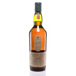 Lagavulin Single Malt 16 Year old Old Bottling 75cl