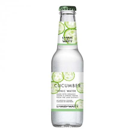 Lamb & Watt Cucumber Tonic 200ml