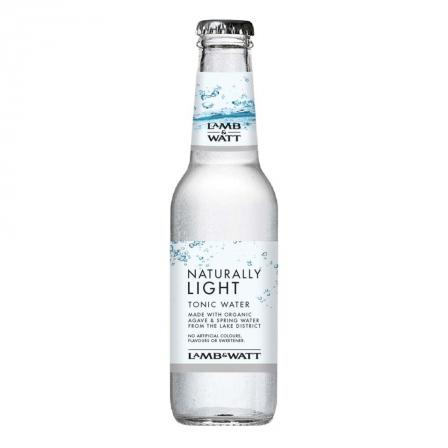 Lamb & Watt Naturally Light Tonic 200ml