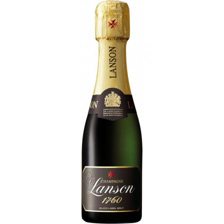 Lanson Black Label Brut 200ml