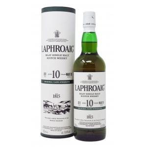 Laphroaig 10 Years Cask Strength Batch 011
