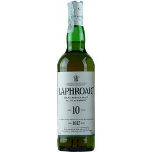 Laphroaig 10 Years Islay Single Malt