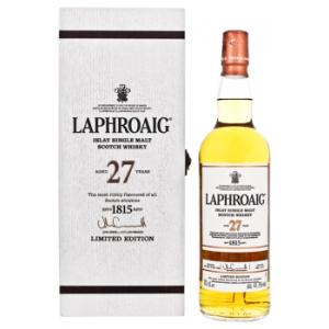 Laphroaig 27 År Cask Strength Limited Edition