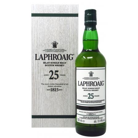 Laphroaig Cask Strength Edition 25 Jaren 2019
