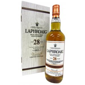 Laphroaig Limited Edition 28 Year old