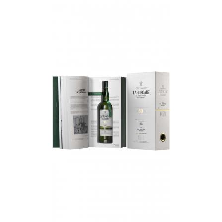 Laphroaig The Ian Hunter Story Book 1: Unique Character Limited Release 30 Jaren