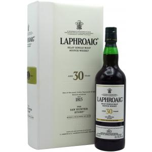 Laphroaig The Ian Hunter Story Building An Icon Book 2 30 Year old 1989