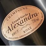 Laurent Perrier Cuvee Alexandra 1998