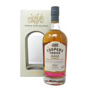 Ledaig Coopers Choice Single Cask 17 Anos 2002