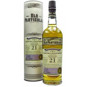 Ledaig Old Particular Single Cask 21 Year old 1997