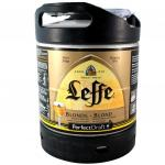 Leffe Blonde Barril Perfect Draft 6L